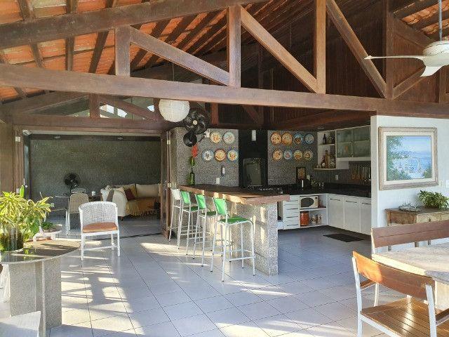 Casa em Cond. em Aldeia 5 Quartos 3 Suítes 450m² c/ Piscina - Foto 17