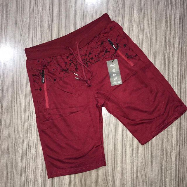 Shorts Moletom - Foto 5