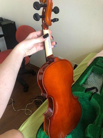 Violino giannini 3/4 novo - Foto 2