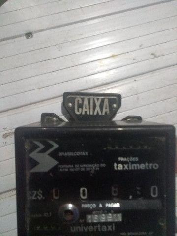 Taxímetro antigo - Foto 4