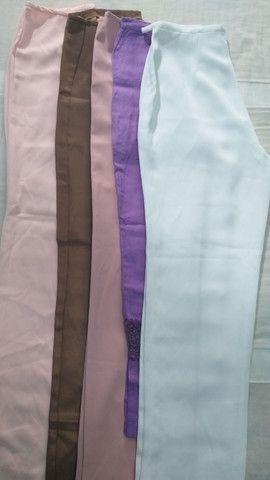 Calça de tecido - Foto 3