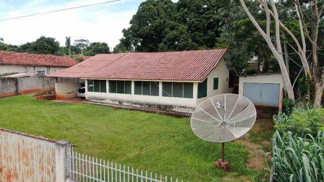 Casa no Porto Brasílio, Querência do Norte