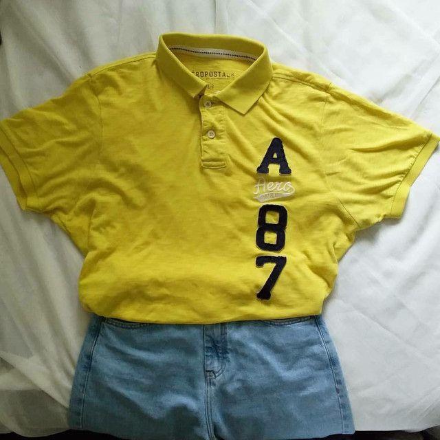Camisa Aeropostale original  - Foto 4