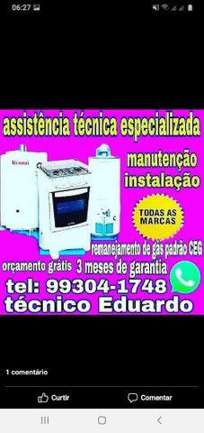 Assistência técnica de aquecedor e fogão a gás  - Foto 2
