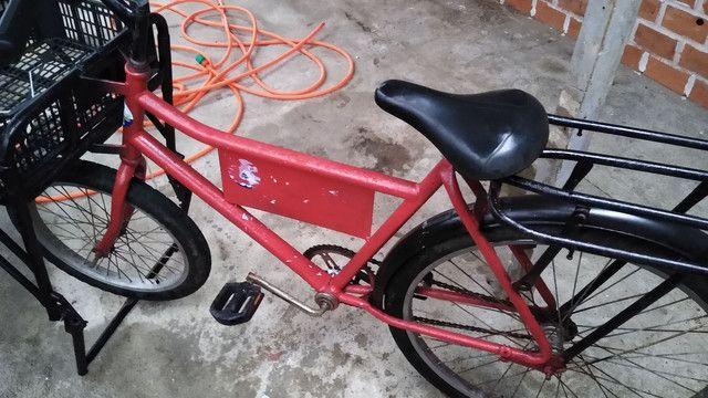 Bicicleta cargueira  - Foto 4