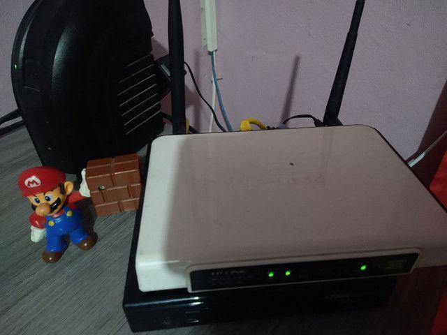 Roteador 2 antenas 300 mhz