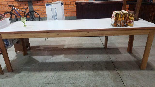 Mesa churrasqueira 2.70 mt