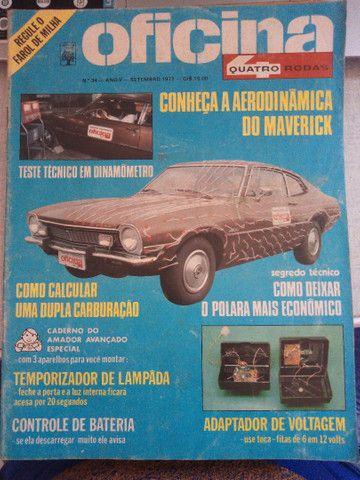 Revista Oficina Quatro Rodas