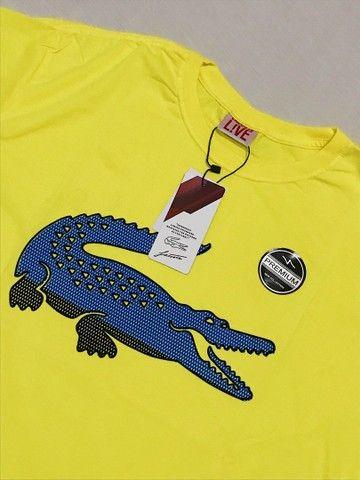 Camiseta Lacoste Live tam GG - Foto 3