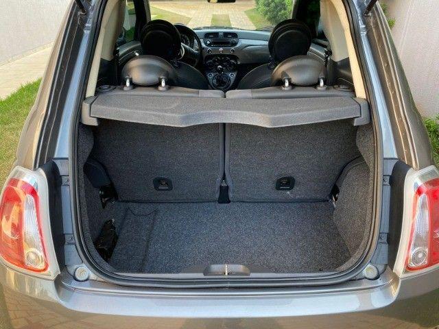 FIAT 500 1.4 Flex EVO 2012 - Foto 10