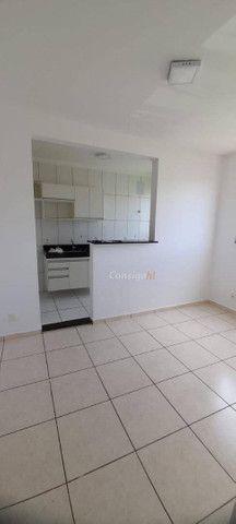 Apartamento com 1 dormitório para alugar, 55 m² por R$ 900/mês - Rios di Itália - São José - Foto 5