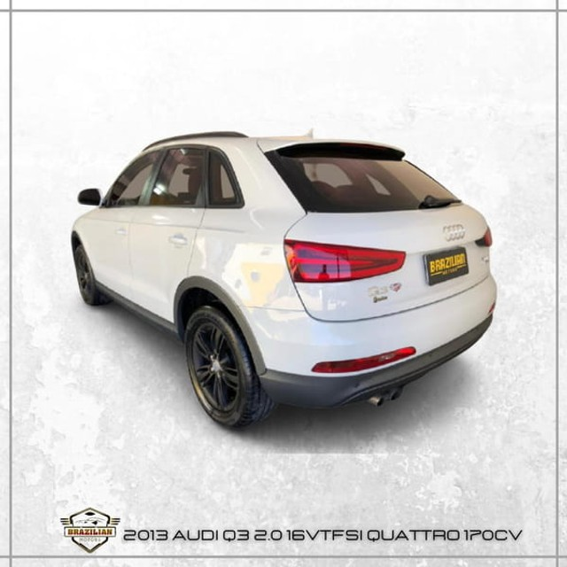Audi Q3 2.0 16VTFSI QUATTRO 170CV S-TRONIC 5P  - Foto 7
