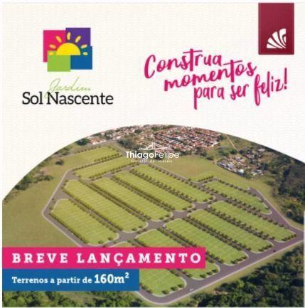LANÇAMENTO - Terrenos em Pres. Prudente/SP (JD. Sol Nascente)