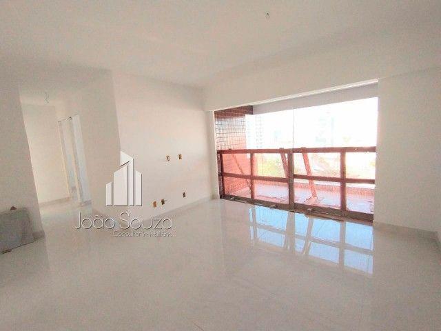 JS- O Melhor 3 quartos de Boa Viagem - Edifício Maria João, 93m², 2 vagas - Foto 3