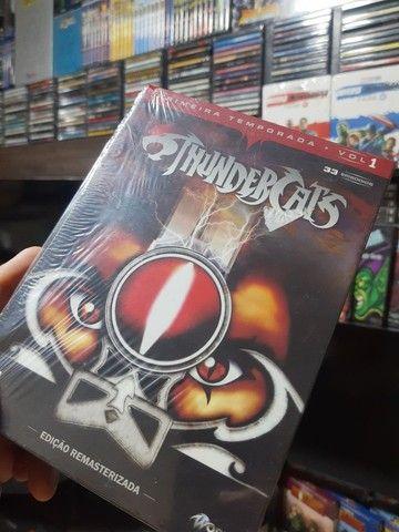 Box Thundercats 1° Temp. (Discos) - Foto 3