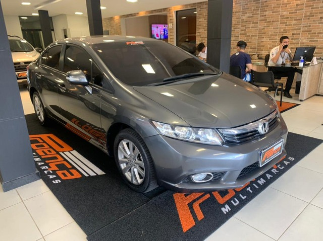Civic Lxr 2.0 16v Flex Aut