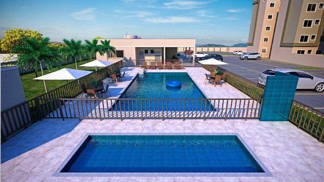  APO  Bairro Planejado Parque Mosaico  Apartamento de 2 Quartos C/ Varanda e Elevador - Foto 2