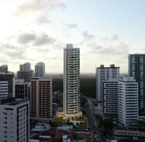 JS- O Melhor 3 quartos de Boa Viagem - Edifício Maria João, 93m², 2 vagas - Foto 13