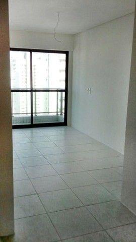 JS- Lindo apartamento de 2 quartos (58m²) - Edf. Green Life Boa Viagem - Foto 5