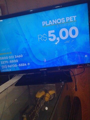 """TV Samsung 40"""" LED 890,00 - Foto 5"""