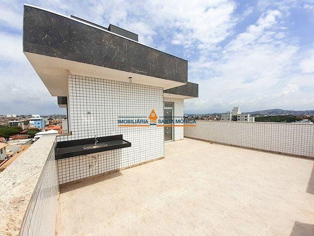 Apartamento à venda com 4 dormitórios em Santa mônica, Belo horizonte cod:17495 - Foto 2