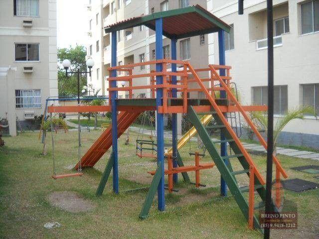Apartamento no Four Seasons com 2 dormitórios à venda, 55 m² por R$ 250.000 - Cidade 2000  - Foto 4