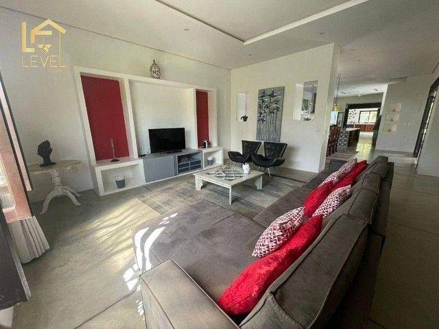 Casa com 3 dormitórios à venda, 910 m² por R$ 850.000,00 - Chácara da Prainha - Aquiraz/CE - Foto 13