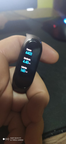 Vendo smartwatch xiaomi mi Band 4