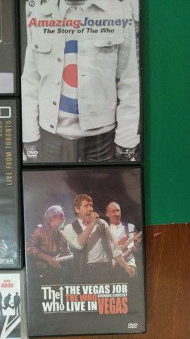 Coleção DVD The Who - 11 DVDs - Liquidando - Foto 5