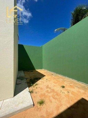 Casa com 2 dormitórios à venda, 72 m² por R$ 139.000,00 - Piau - Aquiraz/CE - Foto 15