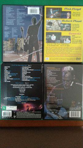 Barbada! 4 dvds Pink Floyd( 1 Roger Waters, 2 David Gilmour e 1 Banda Pink Floyd) - Foto 2