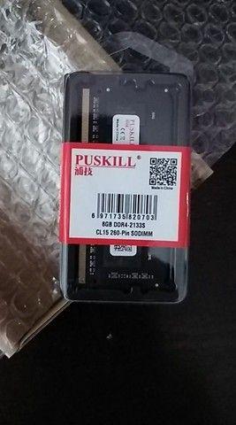 Memória RAM 8 Gb DDR4, IdeaPad, Dell Inspiron, Etc