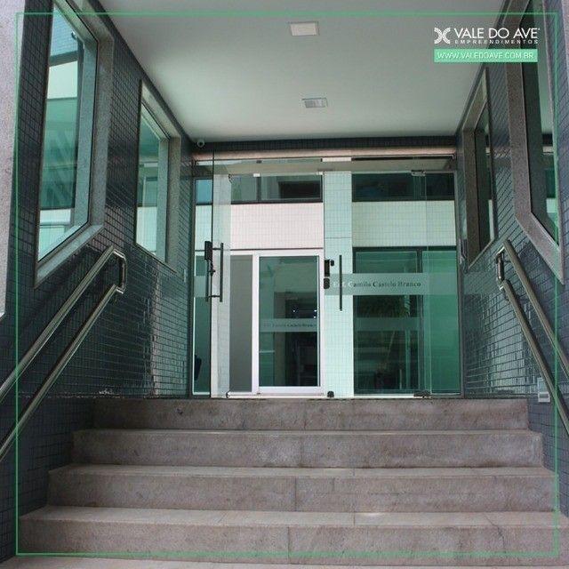 JS - Lindo apartamento em Boa Viagem - 04 Quartos - 02 Vagas - Camilo Castelo Branco - Foto 5