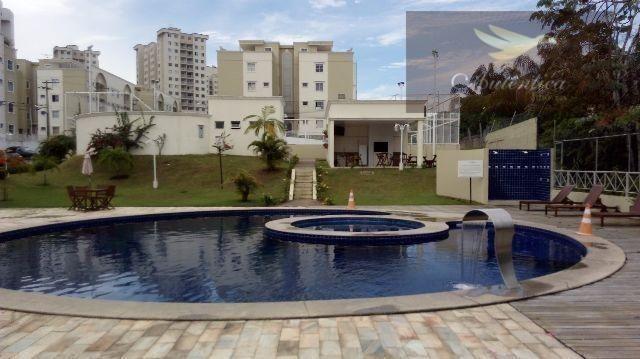 Apartamento no Cond. Turim Ponta Negra 58 m² 2 Qts