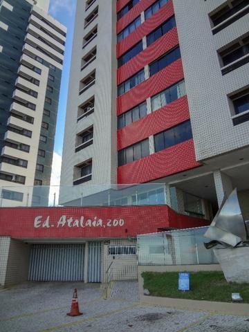 Apartamento em Areia Preta,2 quartos+escritório,89m²
