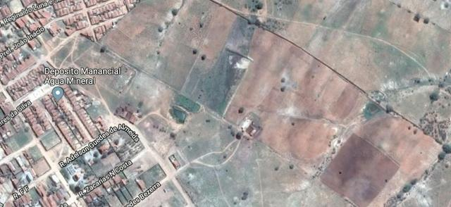 Terreno vazio 2 hectares