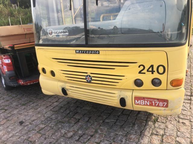 Vendo ônibus Scania 2000 bi-ônibus - Foto 2