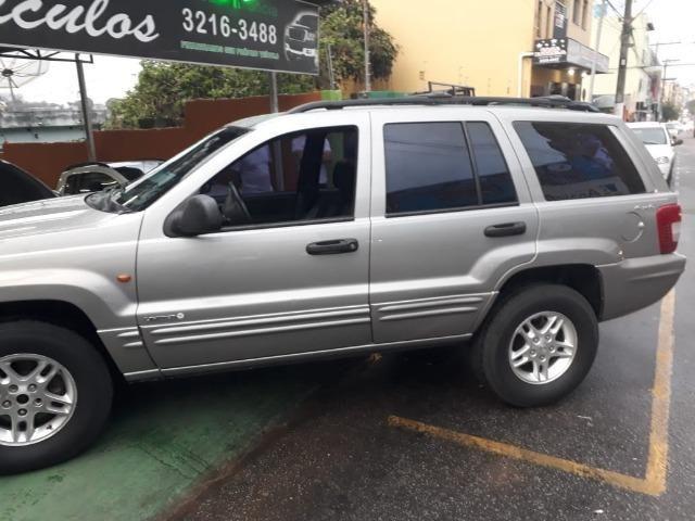 Jeep Grand Cherokee Limited 4.7 V8 2000 (muito Nova)