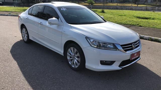 HONDA ACCORD 2014/2014 3.5 EX V6 24V GASOLINA 4P AUTOMÁTICO