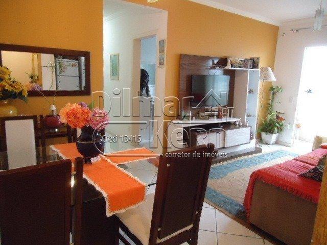 Apartamento à venda com 3 dormitórios em Areias, São josé cod:108