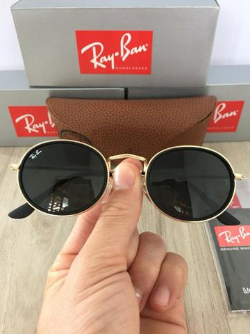 f03874ab3fc4a Óculos de sol ray ban vintage novo - Bijouterias