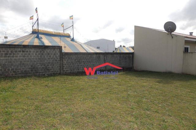 Terreno à venda, 202 m² rua maiorca, 104 - santa terezinha - colombo/pr