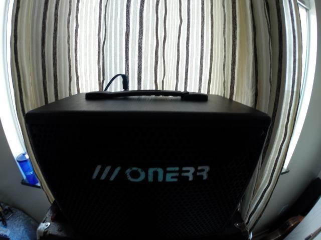 Cubo de Treino Onerr Sniper 20w e Pedaleira G2.1u zoom - Foto 3