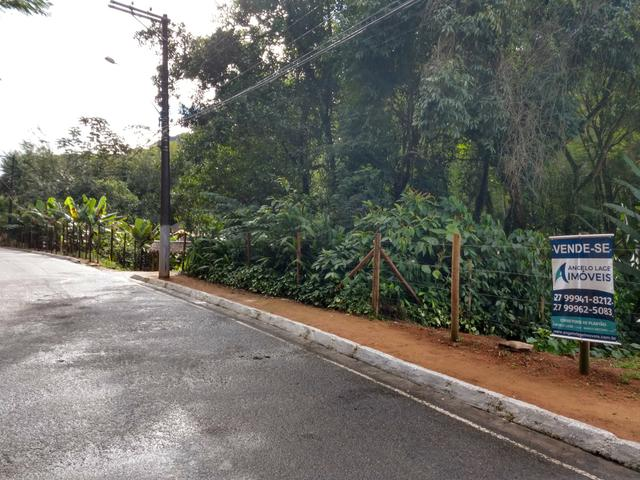 Lote 1.300m2 na Avenida Principal de Santa Isabel em Domingos Martins