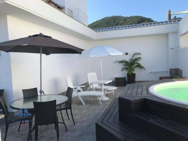 Cobertura 3 dormitórios para locação de temporada em alto estilo e conforto, na praia dos  - Foto 5