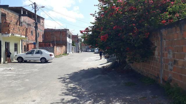 Terreno 100% plano em cajazeiras Boca da Mata - Foto 7