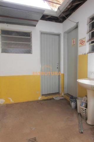 Salão para alugar, 136 m² por r$ 1.200,00/mês - cidade nova - rio claro/sp - Foto 4