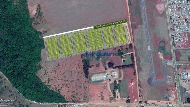 Área à venda, 110000 m² por r$ 4.400.000,00 - novo diamantino - diamantino/mt - Foto 3