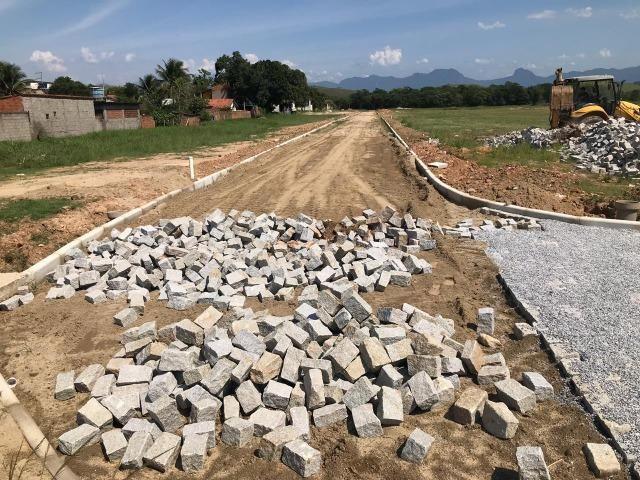 Terrenos com Parcelas à partir de R465,00/Mês Papucaia - Sem consulta no CPF - Foto 4