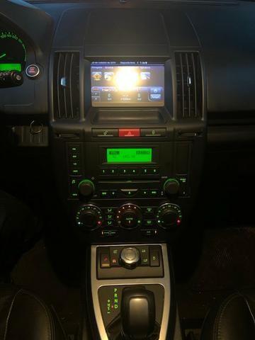 Land Rover Freelander 2 S Turbo Diesel Multimídia Couro Impecável IPVA 20 Pago 2011 - Foto 8